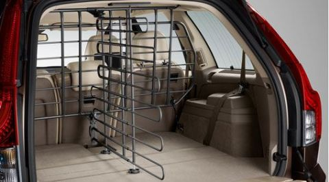 XC90 Load compartment divider, longitudinal